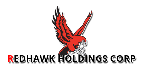Redhawk Holdings Corp. Logo